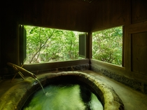 【Cタイプ】客室風呂一例