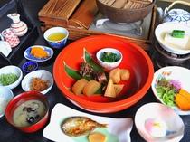【朝食】からだに優しい和定食