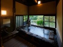 【Fタイプ】特別室風呂