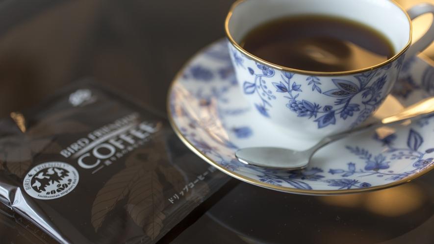 バードフレンドリーコーヒー イメージ
