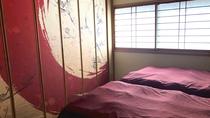 ・純和風なお部屋:シングルベッド2台を設置