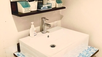 ・お風呂、洗面、トイレは宿共用になります