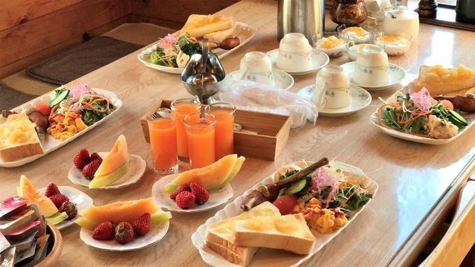 ペット宿泊大歓迎★★満天の星★★家族み〜んなで過ごす清里での休日!朝食付きプラン