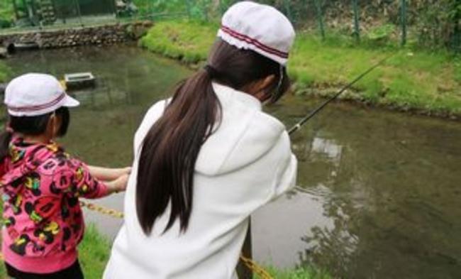【手ぶらで釣り体験】フィッシングパーク満喫プラン