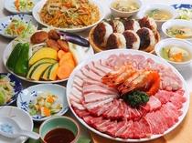 信州牛焼肉セット