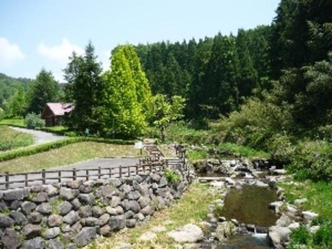 別所川渓流植物園