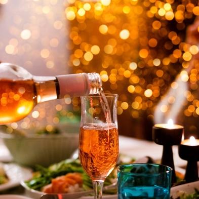 【記念日プラン】〜シャンパンとケーキで特別な日を〜【2名限定】