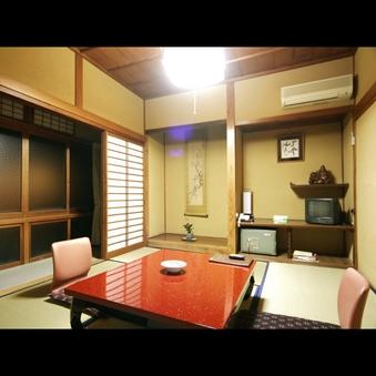 【禁煙室】★お手軽★純和風の大正浪漫の香る広縁付の6畳の和室