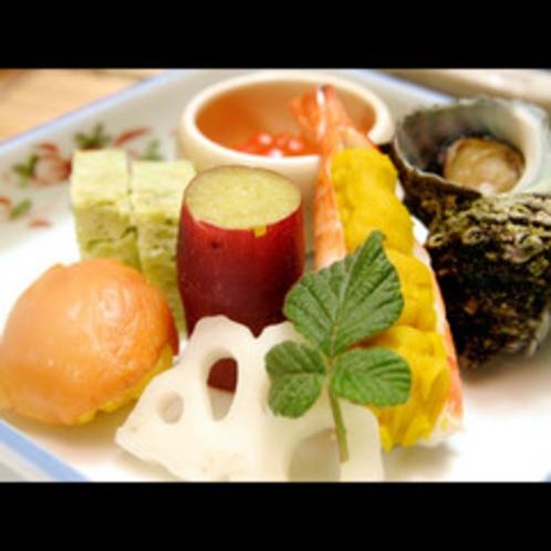 ★旬の厳選食材の海幸・山幸を彩り鮮やかに創作させていただきます★