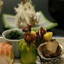 ★★★★★料理長厳選の食材の彩り鮮やかお食事でおもてなし