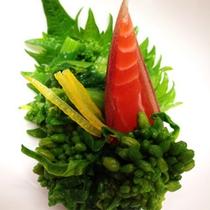 *【料理例】趣向を凝らしたオリジナルの一品料理をどうぞお楽しみに。