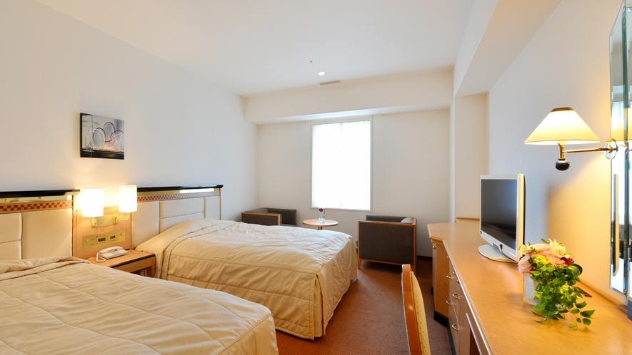 ◆六甲ツインルーム【26.2平米】