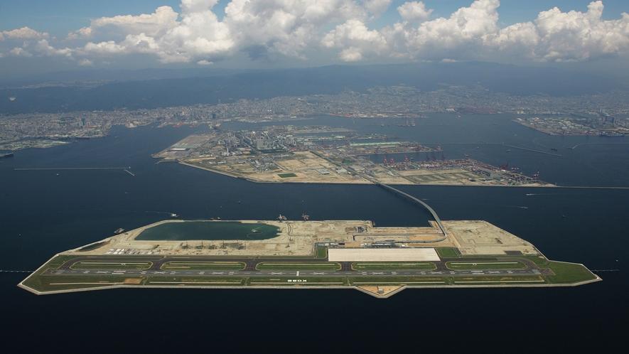 ◆神戸空港(当館から車で約15分)