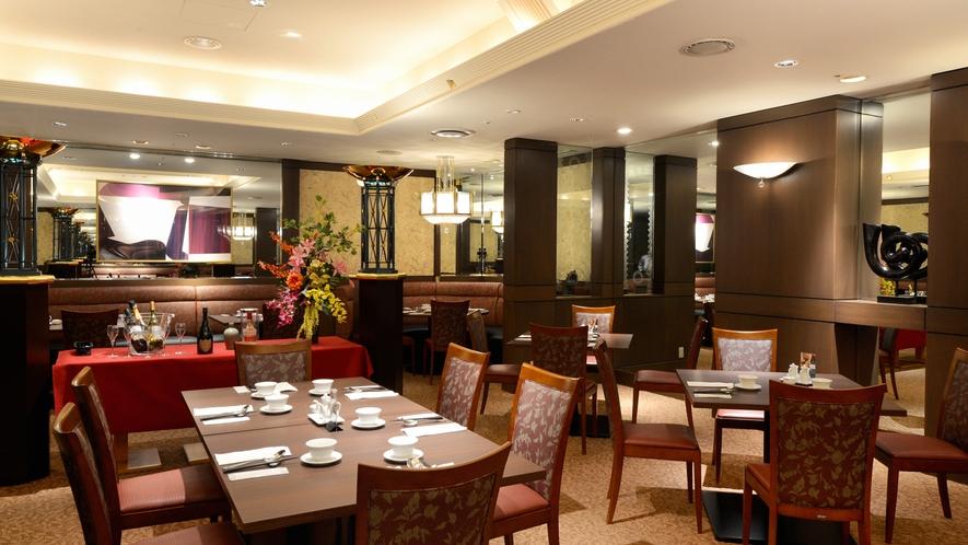 ◆B1F 中国料理 マンダリンコート