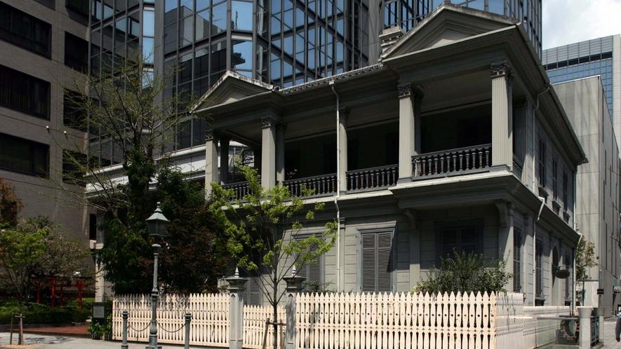 ◆旧居留地十五番館