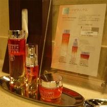 温泉の化粧水