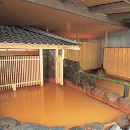 【姉妹館 御所坊の温泉】当館から徒歩8分。ご宿泊の方はこちらの温泉もご入浴いただけます。
