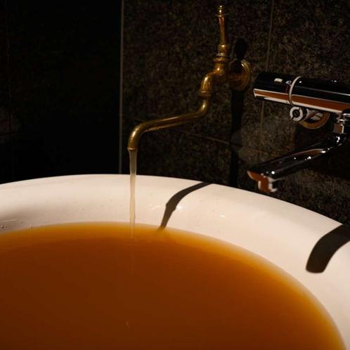 【ヴィラ】真っさらな有馬温泉の一番風呂は格別です。