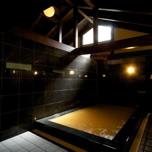 【有馬山叢 陶泉】湯は御所泉源から引いており、掛け流しです。