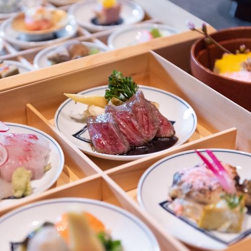 【お弁当プラン】「山家料理」をお弁当にしてお部屋食としてご提供します。