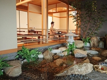 レストラン熊野川①