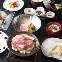【カップルプラン】料理一例