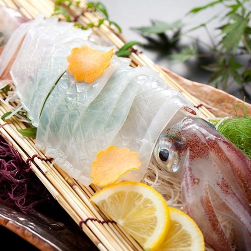 【お料理】新鮮な海の幸♪