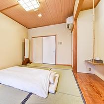 *【お部屋】2~3名様でご利用いただける和室7.5畳です。
