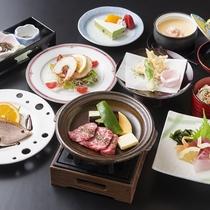 【スタンダード】料理一例
