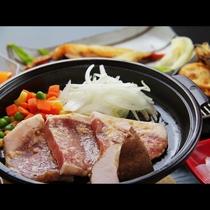 ◆【ご夕食一例】豚の味噌麹漬け