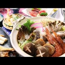 ◆【ご夕食一例-冬季-】