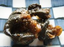 アワビの肝煮