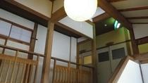 *館内の様子/昔ながらの和風旅館です。
