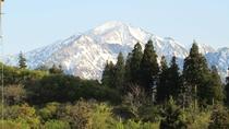 *日本百名山の一つ越後駒ヶ岳