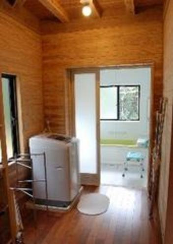 コテージ海-LIVE 浴室