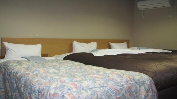 【ツインル−ム1〜3名】ビジネスに観光に最適な素泊まりプラン
