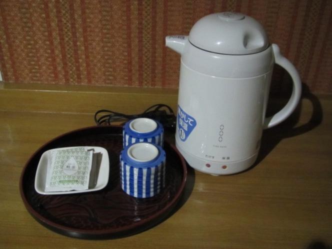 客室(お茶セット)