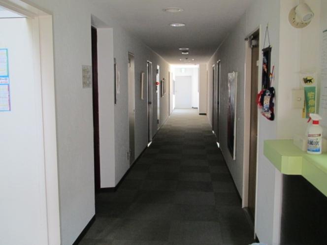 館内(廊下2F)