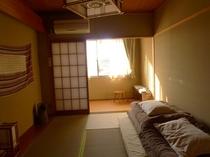 個室ツインルーム【和室】