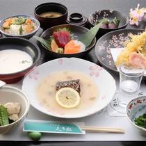 *【2020年春】3~4月Aコース/鰆麹焼き・山菜おこわなどをご用意