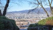 *景観/晴れた日は榛名山や秩父連山など…雄大な山並みが目の前に広がります