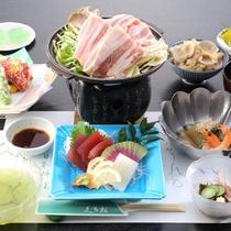 *【2020年初夏】5~6月Aコース/豚肉の陶板西京焼・深川飯などをご用意