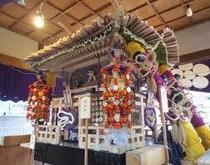 ずいき祭 神輿