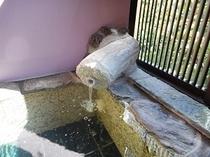 客室「鳥」露天風呂