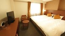 ■キングルーム18.5平米(ベッド幅204cm×205cm)■