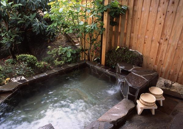 貸切露天風呂(あじさい)