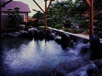 庭園露天風呂(男性)