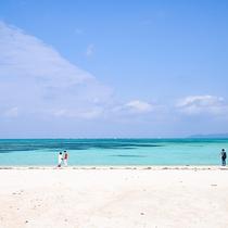 *コンドイビーチ:カイジ浜の隣に位置する穏やかで美しいビーチです。
