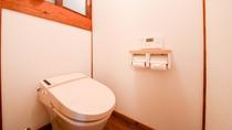 *客室トイレ:バストイレ別。快適です。