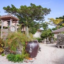 *喜宝院蒐集館は日本で最南端と併設しています。